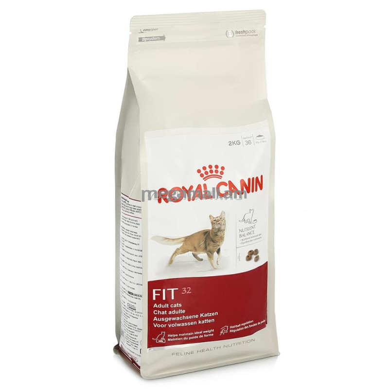 Корм royal canin fit